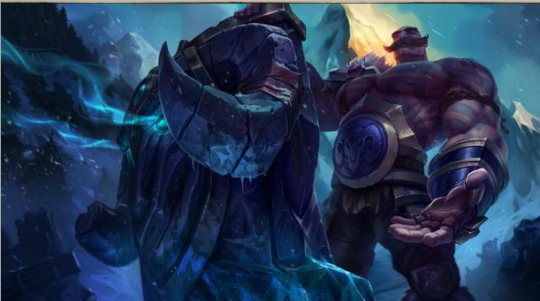 Braum the Heart of the Frejlord