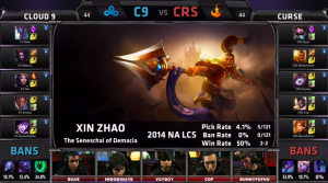 C9 - CRS Game 1