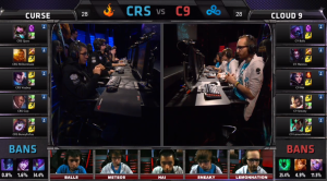 CRS - C9 Game 2
