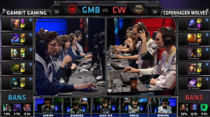 GMB - CW Game 3