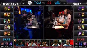 TSM - C9 Game 2