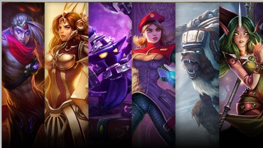 Champion and skin sales 23.05.