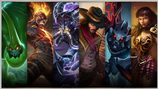 Champions and skin sales 27.05.-30.05.