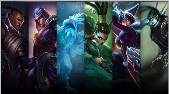 Champions and skin sales 30.05.-02.06.