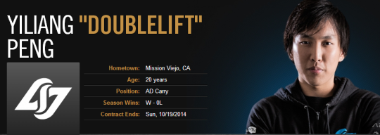 Doublelift profile picture
