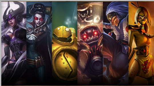 Champions and skins sale 03.06-06.06.