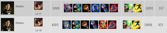 Ziggs item builds NA W2